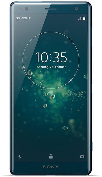 Sony Xperia XZ2 deep green
