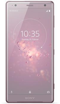 Sony Xperia XZ2 ash pink