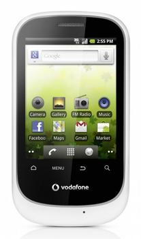 Vodafone 858 Smart schwarz