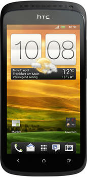 HTC One S grau