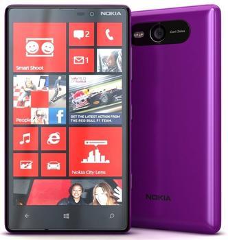 Nokia Lumia 820 schwarz
