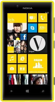 Nokia Lumia 720 rot