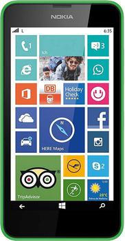 Nokia Lumia 635 grün