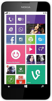 Nokia Lumia 635 Weiß