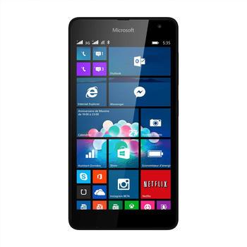 Microsoft Lumia 535 Dual SIM schwarz