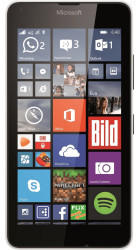 Microsoft Lumia 640 LTE weiß