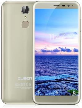 cubot-x18-gold