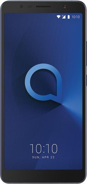 Alcatel 3C (5026D) metallic blau