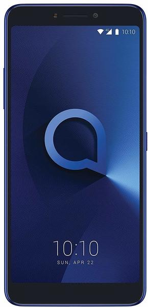 Alcatel 3V (5099D) spectrum blue