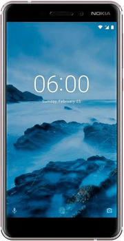 Nokia 6.1 weiß