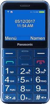 Panasonic KX-TU150 blau