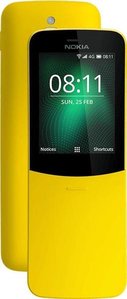 Nokia 8110 4G gelb