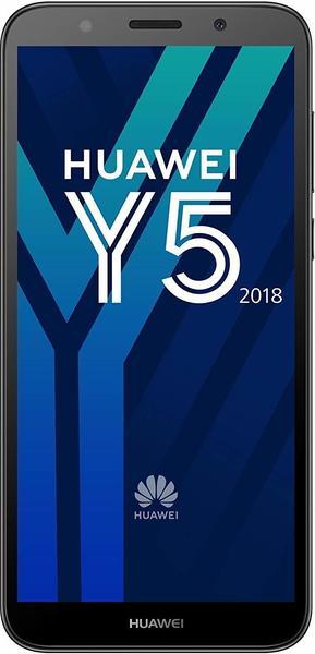 Huawei Y5 (2018) schwarz