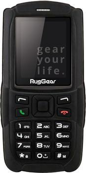 Ruggear RG129 Smartphone, 32 GB Schwarz