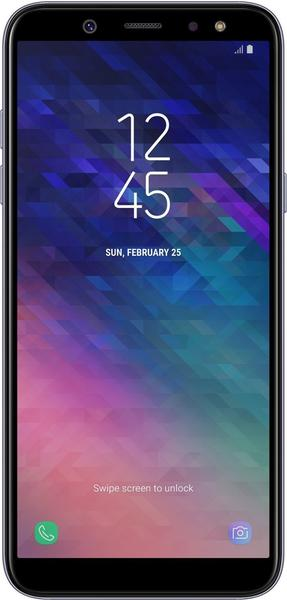 Samsung Galaxy A6 Violett