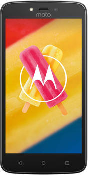 Motorola Moto C Plus starry black
