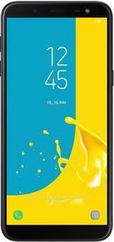 Samsung Galaxy J6 (2018) Duos schwarz