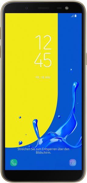 Samsung Galaxy J6 (2018) Duos gold