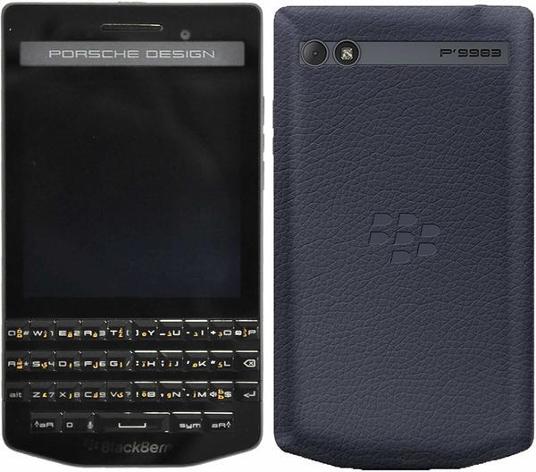 BlackBerry PRD-60653-001 7,87 cm (3,1 Zoll) Smartphone PD P´9982 (64GB) QWERTY