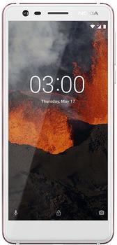 Nokia 3.1 16GB weiß/eisen