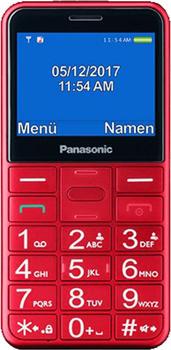 Panasonic KX-TU150 rot