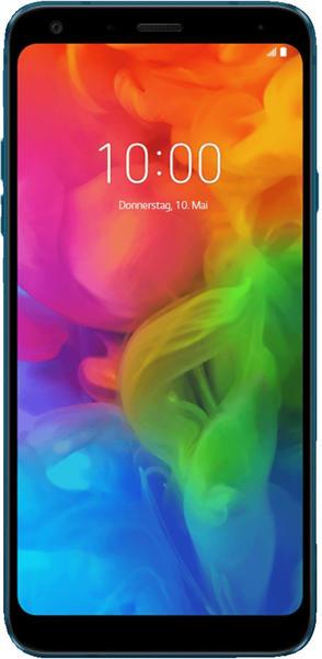 LG Q7 Plus 64GB blau