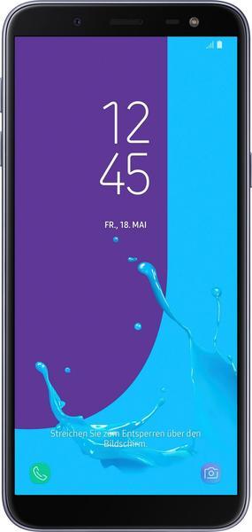 Samsung Galaxy J6 (2018) Duos lila