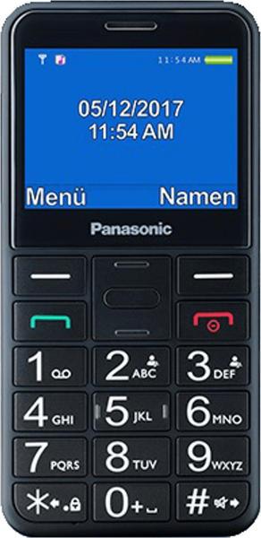 Panasonic KX-TU150 schwarz