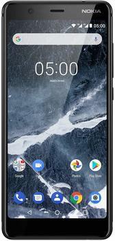 Nokia 5.1 16GB schwarz