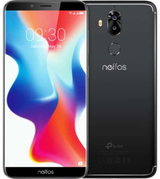 Neffos X9 (space black)