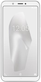 BQ Aquaris C 16GB, Handy weiß