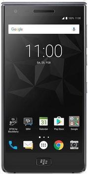 BlackBerry Motion DualSIM Smartphone (13,75 cm/5,5 Zoll, 32 GB Speicherplatz, 12 MP Kamera) schwarz