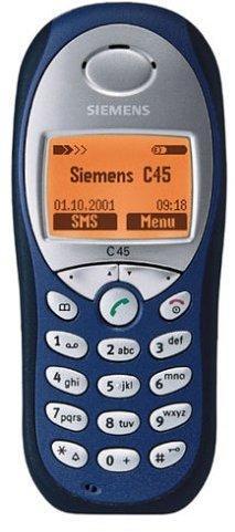 Siemens C45