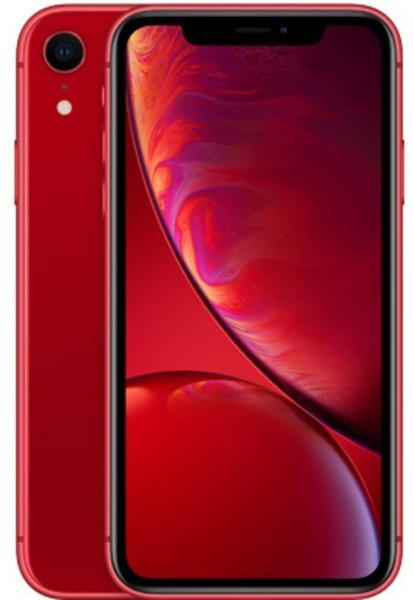 Apple iPhone Xr 128GB rot