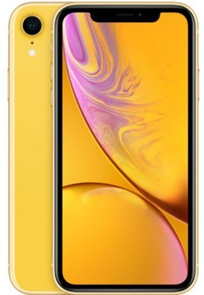 Apple iPhone Xr 64GB gelb