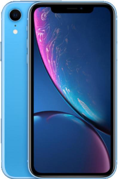 Apple iPhone Xr 256GB blau