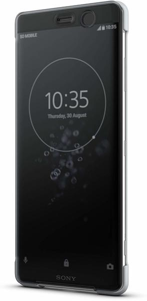 Sony Style Cover Touch SCTH70 (Xperia XZ3) grau