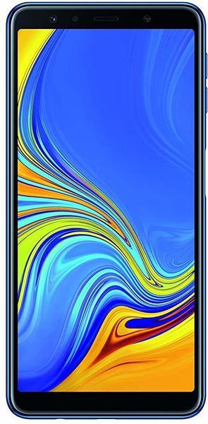 Samsung Galaxy A7 (2018) blau