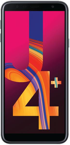 Samsung Galaxy J4+ schwarz