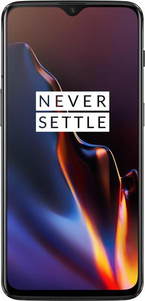 OnePlus 6T 128GB 8GB Mirror Black