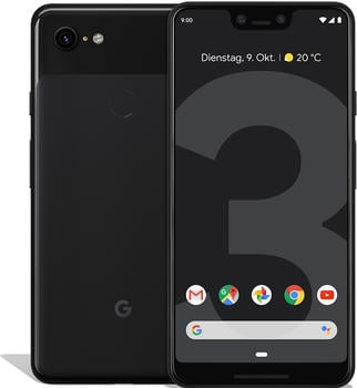 Google Pixel 3 XL 128GB schwarz