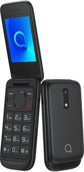 Alcatel 20.53D Clamshell Black
