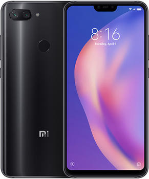 Xiaomi Mi 8 Lite 64GB 4GB Midnight Black