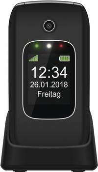 bea-fon-sl640-7-11-cm-28-zoll-104-g-schwarz-silber-funktionstelefon