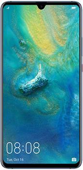 Huawei Mate 20 X blau