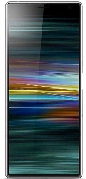 Sony Xperia 10 Plus silber