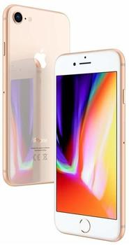 Apple iPhone 8 64GB, Handy Gold