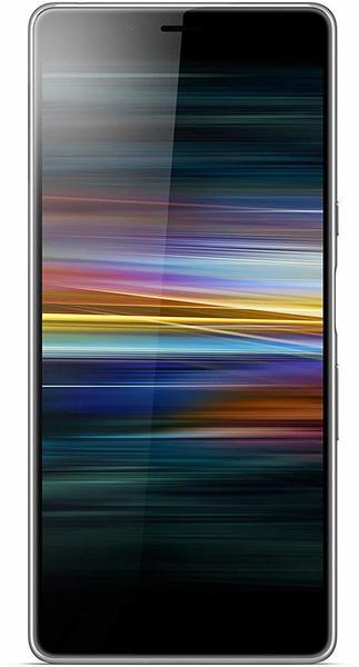 Sony Xperia L3 silber