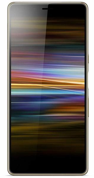 Sony Xperia L3 gold
