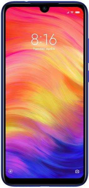 Xiaomi Redmi Note 7 64GB blau Dual SIM